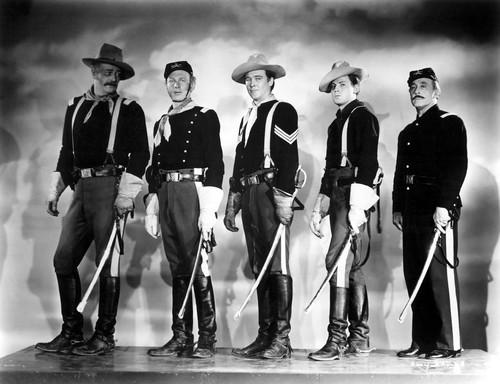 She Wore a Yellow Ribbon - John Wayne 1949