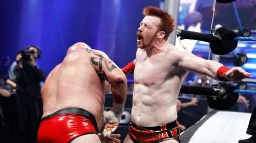 Sheamus vs Tensai