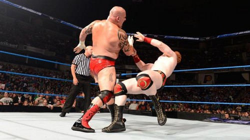 Sheamus vs Tensai