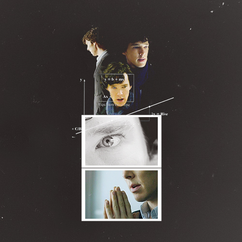 Sherlock in der BBC Hintergrund entitled Sherlock