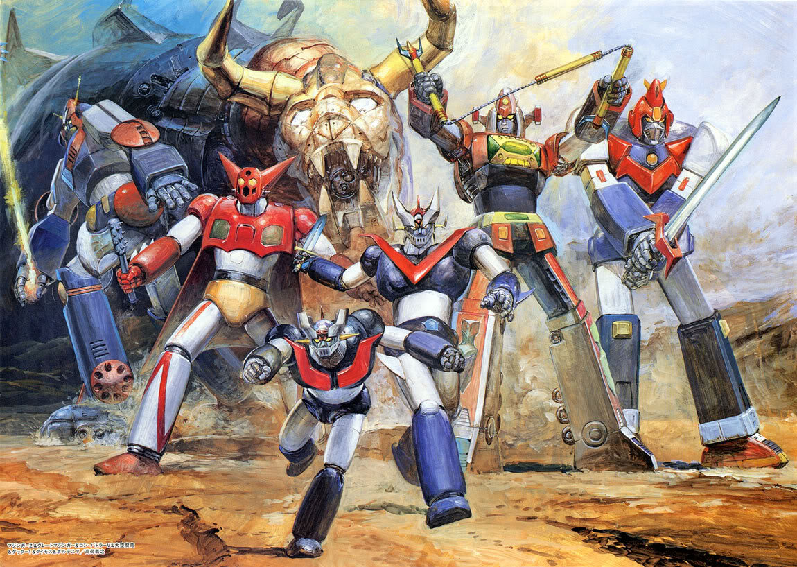 giant robots images shogun warriors hd wallpaper and background photos  31703319