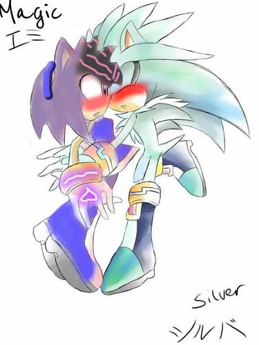 Silvagic:blushing