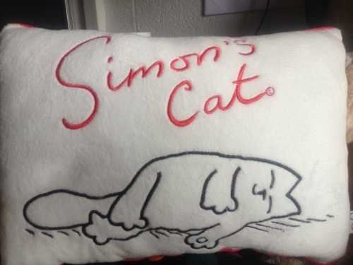 Simon's Cat toys and jewelry