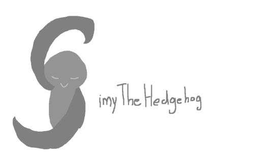 SimyTheHedgehog's logo
