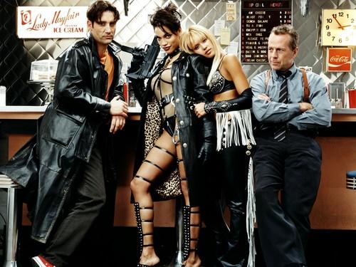 Sin City's cast