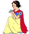 Snow White Clipart