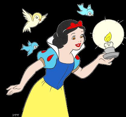 Snow White Clipart