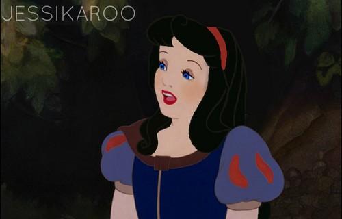 Snow White Makeover