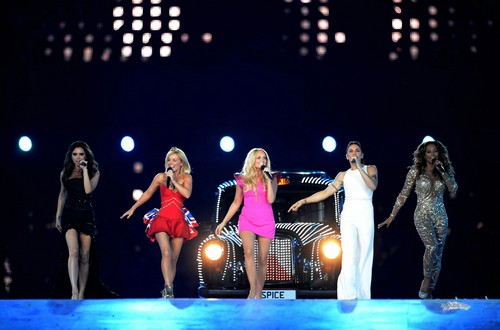 Spice Girls OG Londra 2012