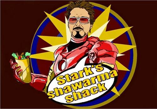 Stark's Shawarma Shack