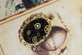 Steampunk Necklace - steampunk photo