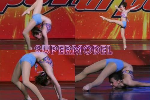 Supermodel Collage