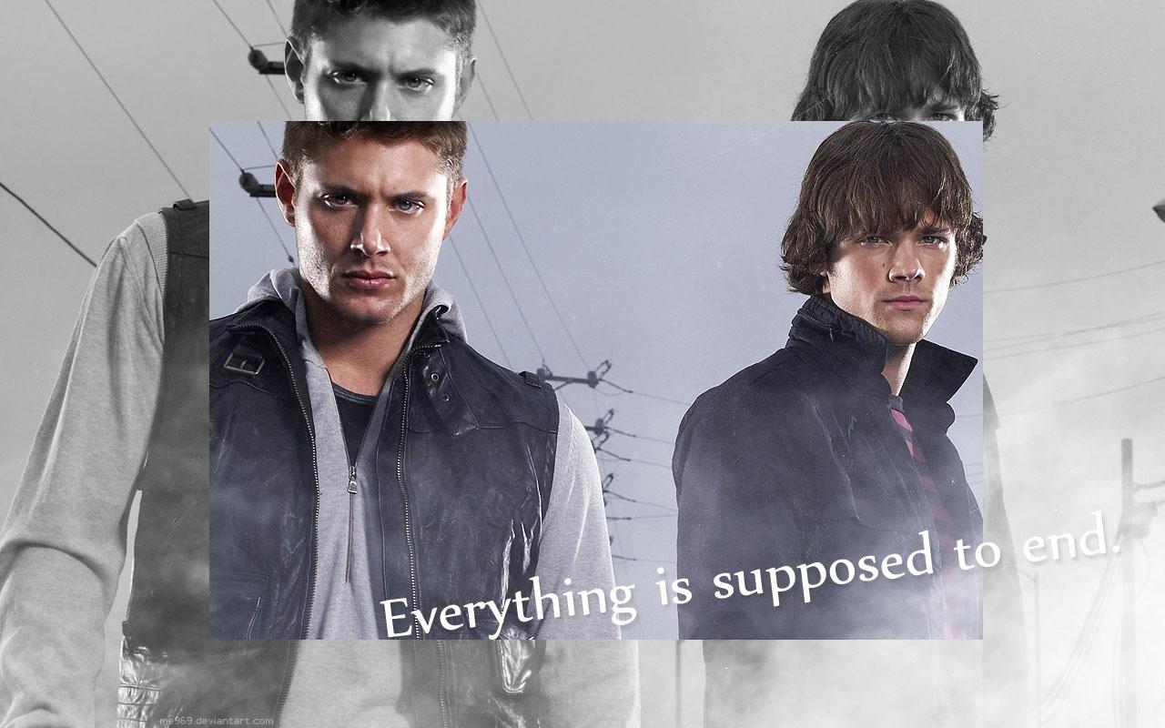 supernatural fondo de pantalla 1