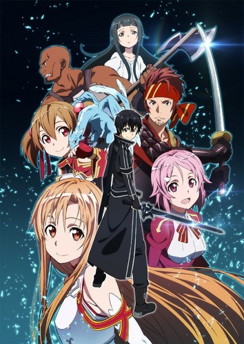Sword Art Online Official Picture