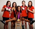 TEAM USA TEAM LADIES - united-states-of-america photo