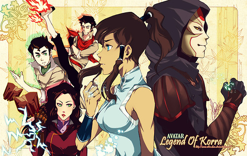 TLOK - avatar-the-legend-of-korra Photo