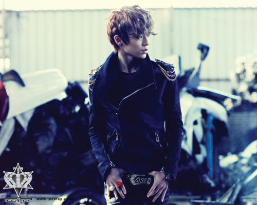 Celebrity Contests wallpaper possibly containing a hip boot called Teen Top L.Joe