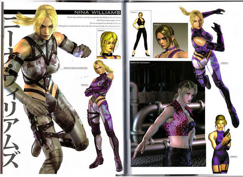 Tekken 6 Art Book