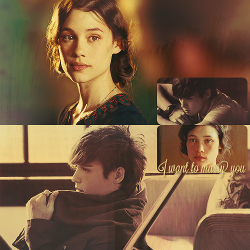 Tessa and Jem. . Wallpaper and background images in the Tessa and Jem ...