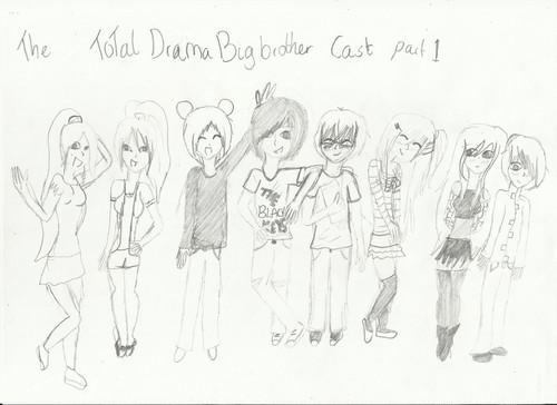 The BB cast part 1
