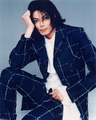 The Distinguished Gentleman - michael-jackson photo