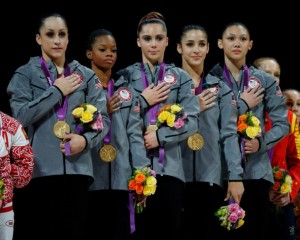 The Fab Five Pledge of Allegiance
