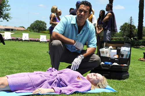 The Glades 3x08 {Fountain of Youth}