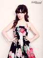 The Hollywood Reporter - zooey-deschanel photo