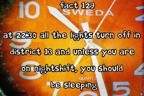 The Hunger Games facts 121-140
