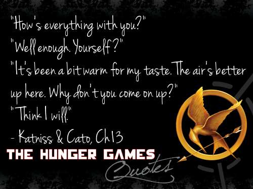 The Hunger Games citations 161-180