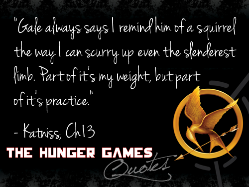 The Hunger Games quotes 161-180 - the-hunger-games Fan Art