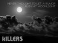 The Killers Somebody Told Me Wallpaper - the-killers wallpaper