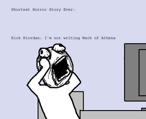 The Shortest Horror Story Ever