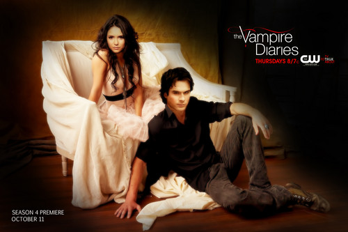 The Vampire Diaries. Season 4 - the-vampire-diaries Fan Art
