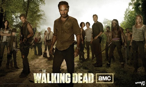 The Walking Dead Season 3 Poster (Better Quality)
