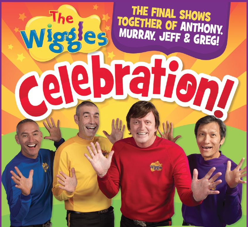 Wiggles Videos The Wiggles Celebratio...