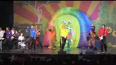 The Wiggles Celebrtion Tour