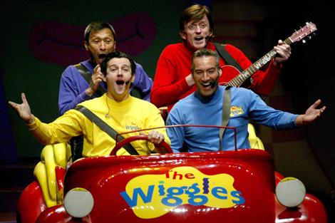 THE WIGGLES wallpaper called The Wiggles