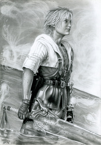 Tidus strong