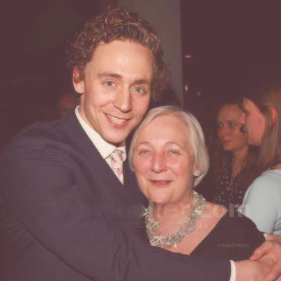 Tom and his Mom