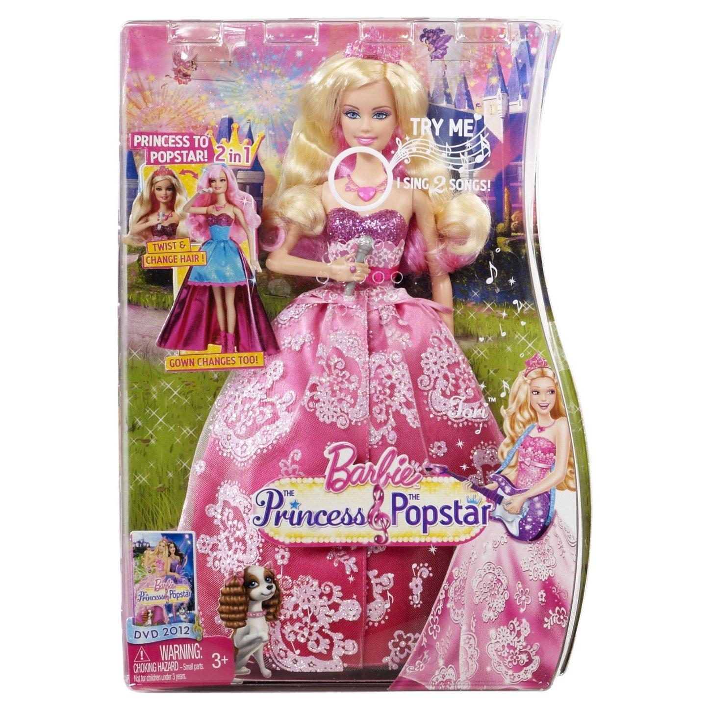 Tori doll in the box