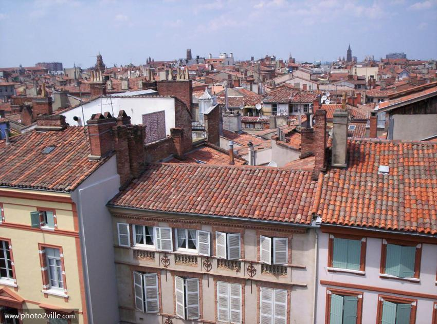 Toulouse france france photo 31746613 fanpop - Les toits de boulogne ...