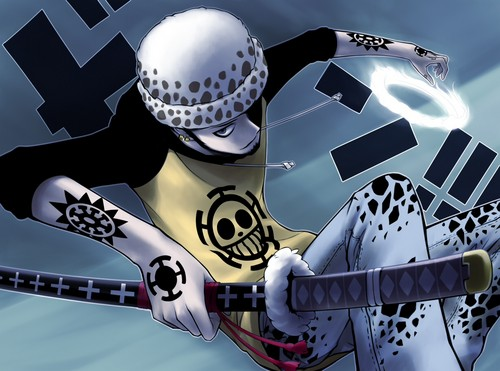 Trafalgar Law  - one-piece Photo