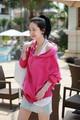 Trendy Asian Fashion Ladies Summer Casual Wear
