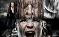 Triple H vs Brock Lesnar - wwe wallpaper
