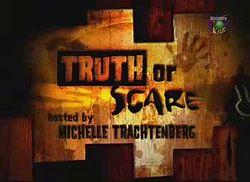 Truth या scare