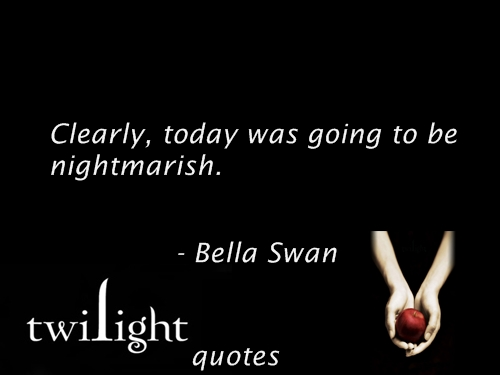 Twilight quotes 21-40 - twilight-series Fan Art