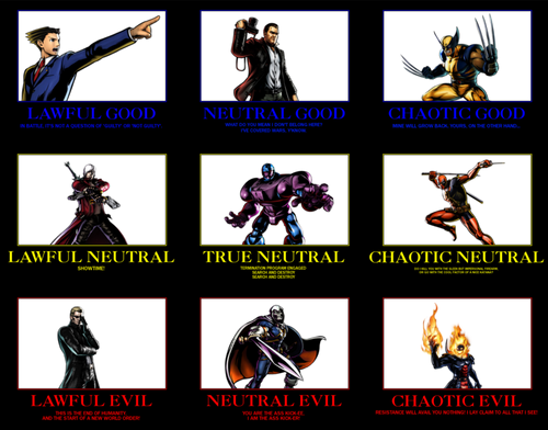 UMVC3 Alignment - random Photo