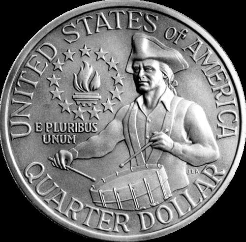 US Quarter - Bicentennial