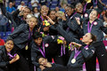 USA wins women's basketball gold - the-olympics photo